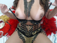 Chat webcam com Natasha Devassa ao vivo
