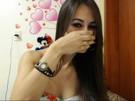 Chat webcam com Graziela ao vivo